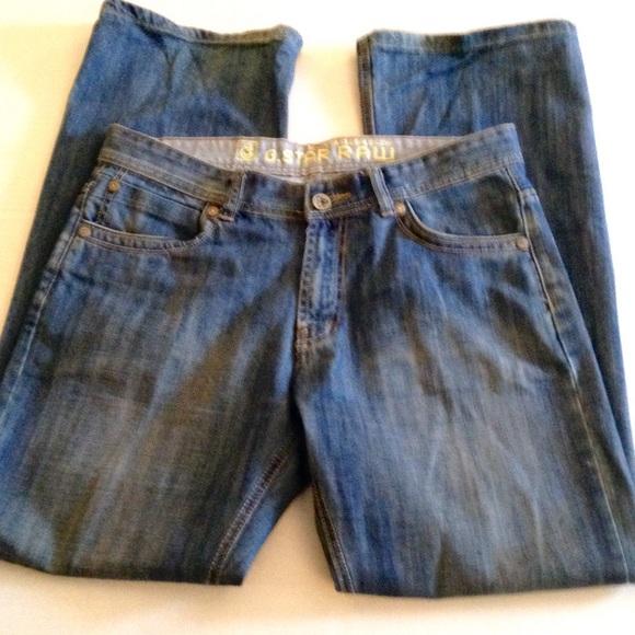 7e79126874e G-Star Jeans | Gstar Raw 3301 Mens Boot Cut 3432 | Poshmark